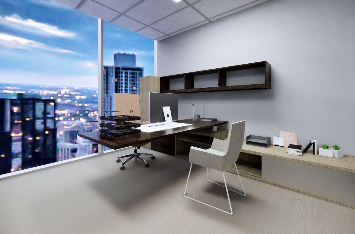 Yuhu Office Fitout