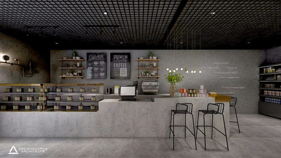 i/IND CAFE DESIGN