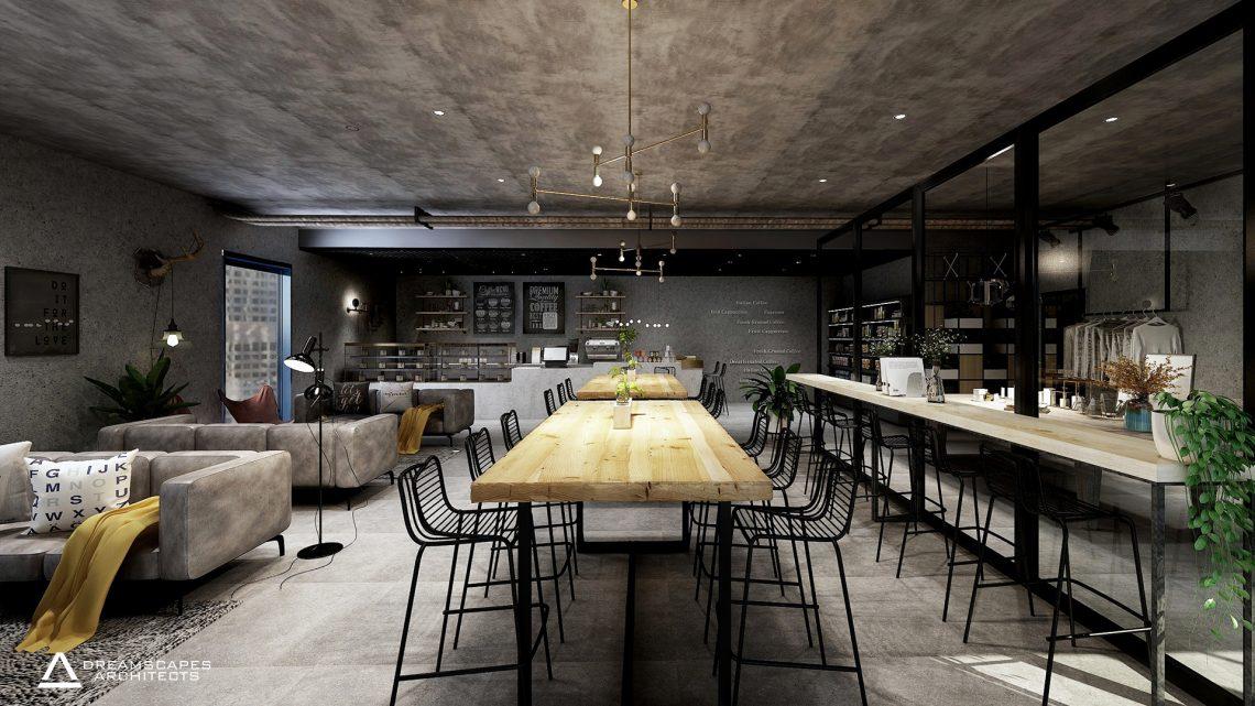 IND CAFE DESIGN